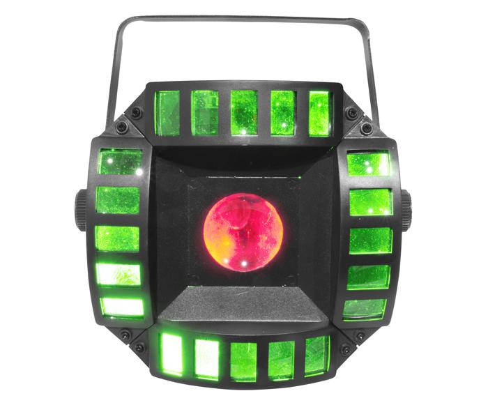 Cubix2_P_1L ...  sc 1 st  Event Sound and Lighting & CHAUVET u2013 CUBIXMulti-Colored sound activated LED DJ light