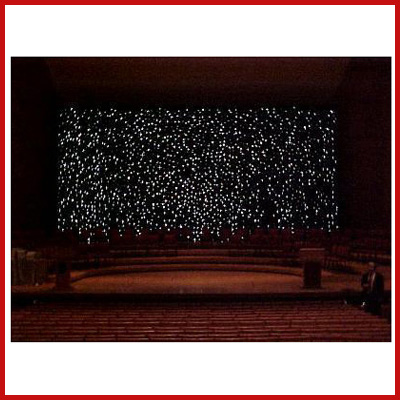 Special Effects - Fiber Curtain / Laser effects