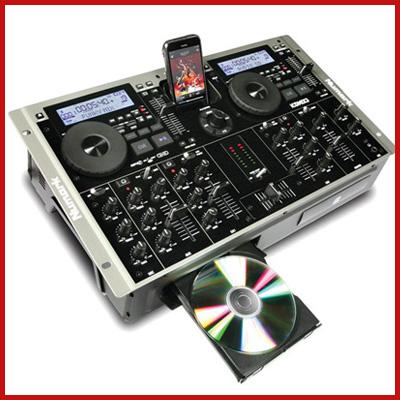 DJ Sound Equipment